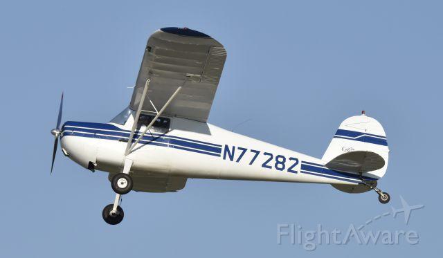 Cessna 120 (N77282)