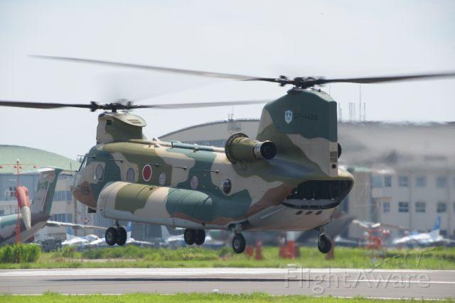 97-4498 — - 21.Jul.2921br /Kawasaki CH-47J Chinook