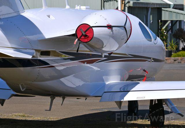 Cessna Citation Mustang (VH-VSQ) - A close up on the Citation Mustang.