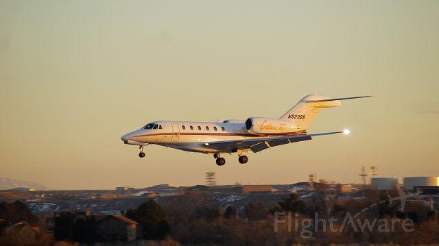 Cessna Citation X (N920QS)