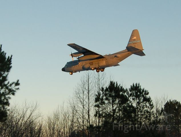 N6209 — - Evening Landing - back yard