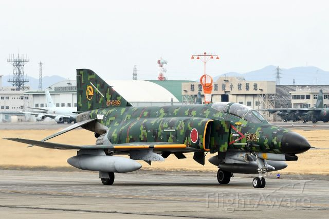 McDonnell Douglas F-4 Phantom 2 (87-8409)