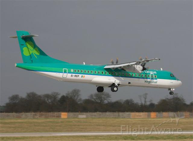 EI-REP — - Aer Lingus Regional ( Aer Arann )