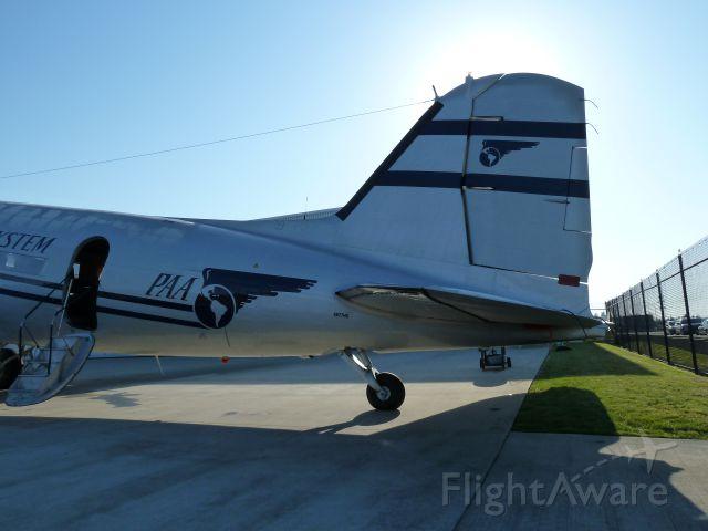 Douglas DC-3 (N877MG) - Historic Flight Foundation