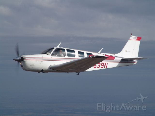 Beechcraft Bonanza (36) (N7639N)