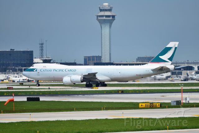 BOEING 747-8 (B-LJE) - 10-C 05-14-19