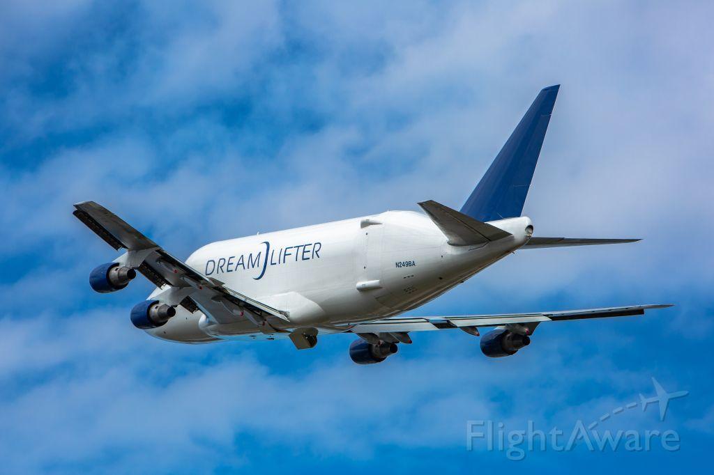 Boeing 747-200 (N249BA)