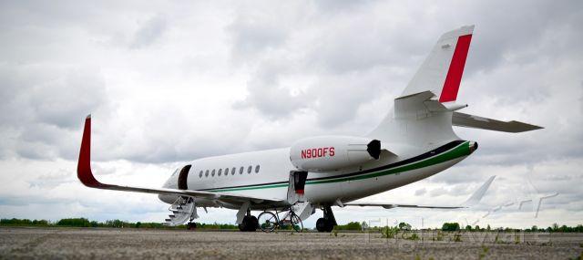 Dassault Falcon 2000 (N900FS) - EDG900<br />EDG900