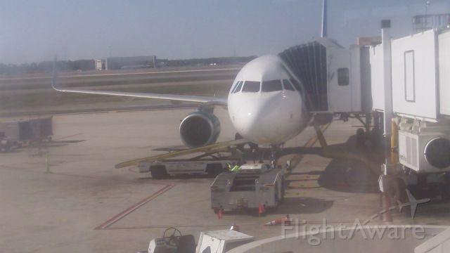 Airbus A320 — - Frontier Airbus 320 @ Orlando Interanional Airport Gate 14 Bound for Milwaukeebr /12/25/17
