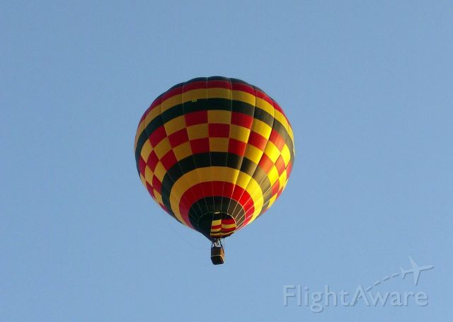 Unknown/Generic Balloon (N56GG) - Red River Balloon Rally. Shreveport, Lousiana.