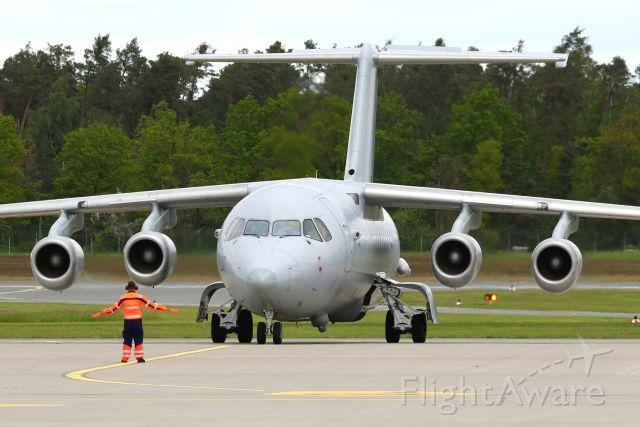 British Aerospace BAe-146-200 (ZE707)