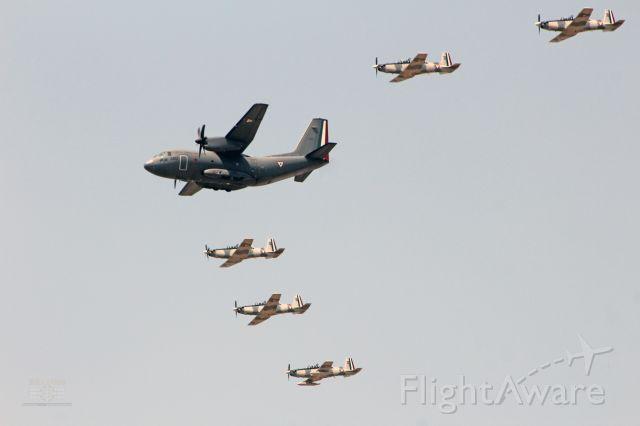 ALENIA Spartan (C-27J) (FAM3402) - Fuerza Aérea Mexicana / Alenia C-27J Spartan  / 3402 / MMSM 04/2019