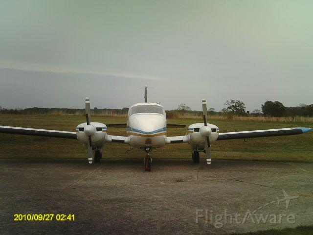 Piper Apache (N54793)