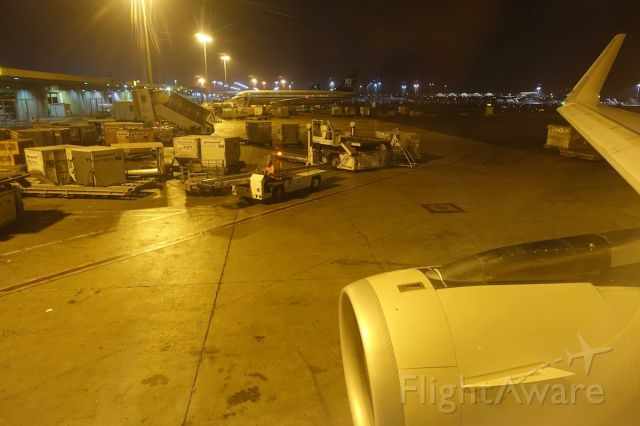 Airbus A320 — - Departing for Ahmedabad
