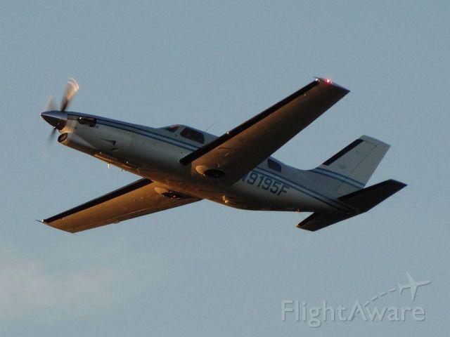 Piper Malibu Meridian (N9195F)