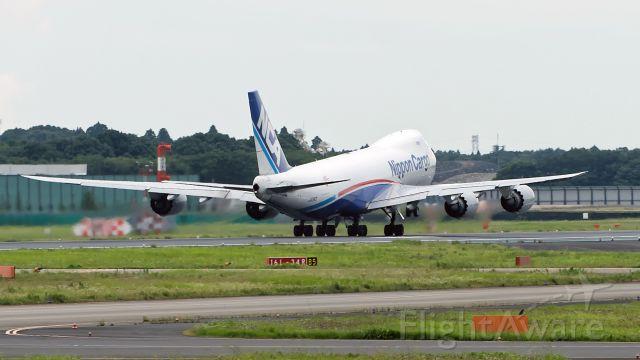 BOEING 747-8 (JA15KZ)