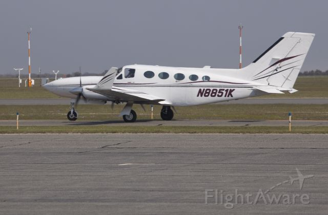 Cessna Chancellor (N8851K) - A very nice, pressurized aircraft!