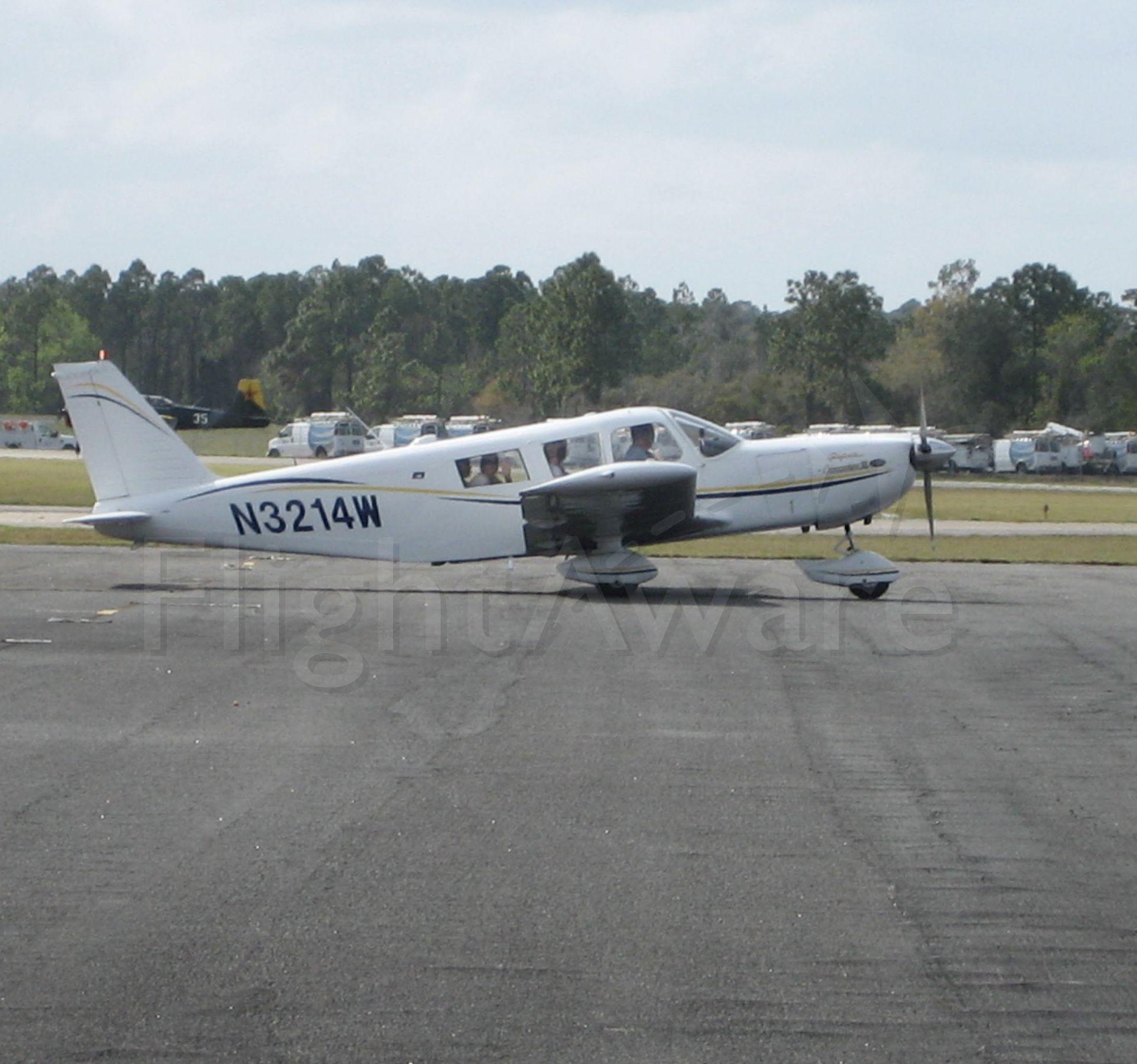 Piper Saratoga (N3214W)