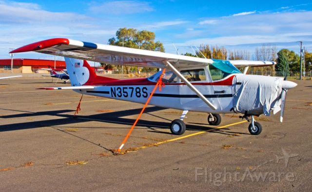 Cessna Skyhawk (N3578S) - N3578S - 1963 Cessna 172E