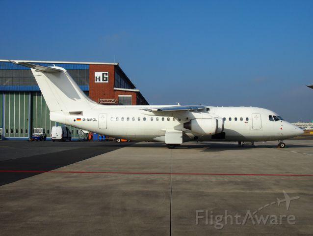 British Aerospace BAe-146-200 (D-AMGL)