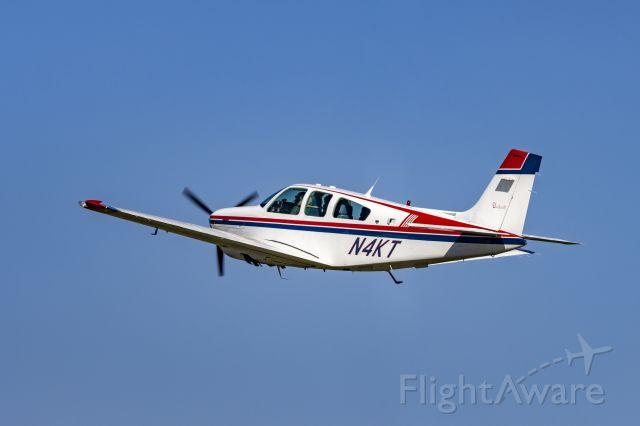 Beechcraft Bonanza (33) (N4KT)