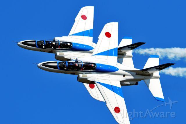 KAWASAKI T-4 —