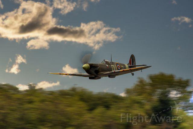 — — - Supermarine Spitfire