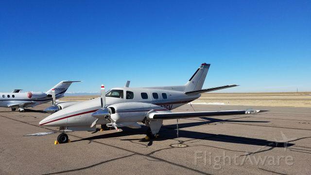 Beechcraft Duke (N4675M)