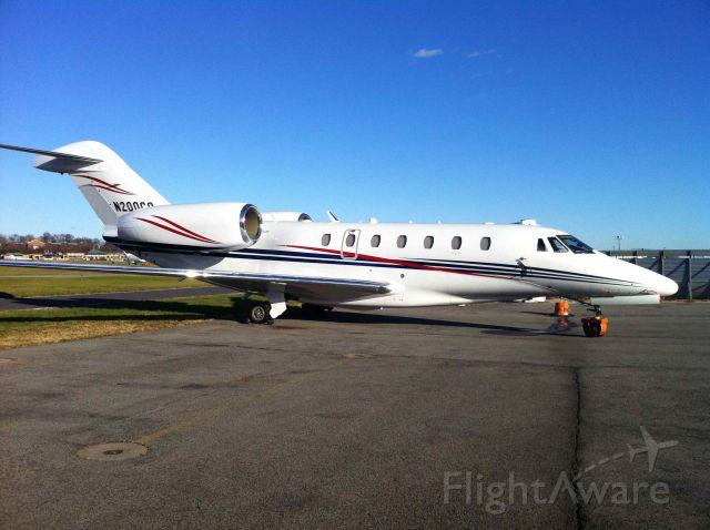 Cessna Citation X (FIV704) - New CitationAir X