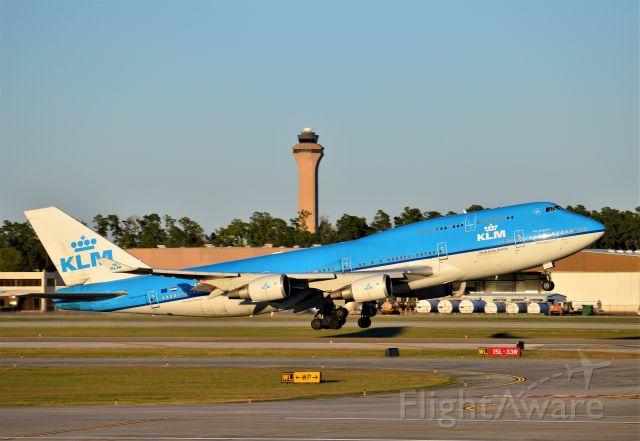 Boeing 747-400 (PH-BFR)