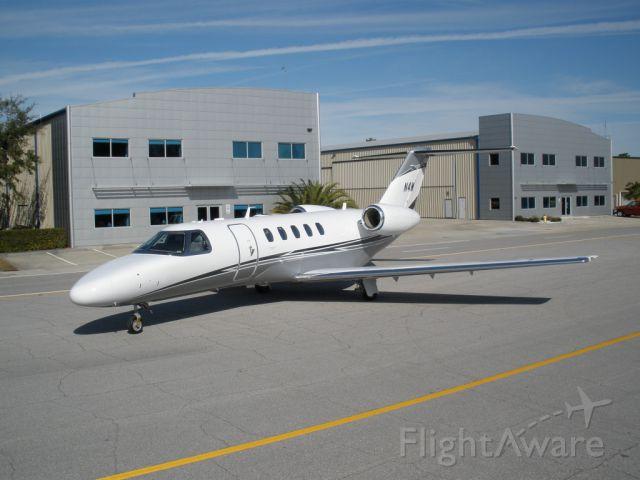 Cessna Citation CJ4 (N4M)