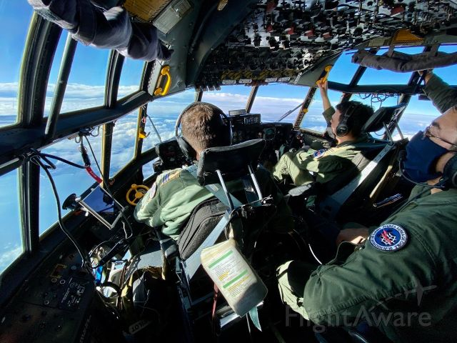 Lockheed C-130 Hercules — - C-130 Fuerza Aerea de Chile Grupo N°10.