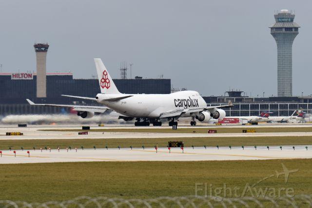 Boeing 747-400 (LX-JCV) - 10-L Departure on 11-30-20