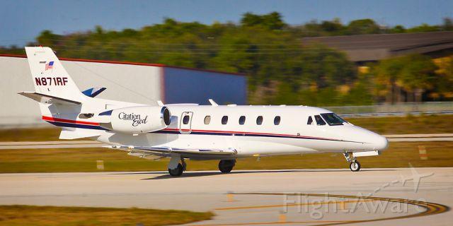 Cessna Citation Excel/XLS (N871RF)