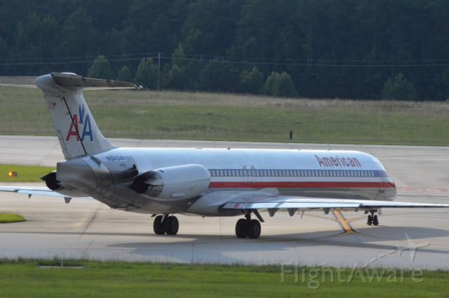 McDonnell Douglas MD-83 (N9404V) - American 2601 departing to Chicago O