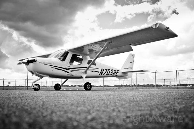Cessna Skycatcher (N7032E)