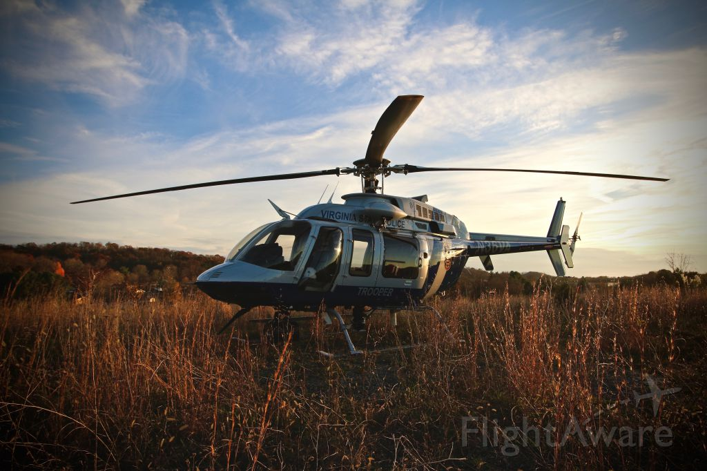 Bell 407 (N36VA) - Virginia State Police Bell 407. View in full for HQ!