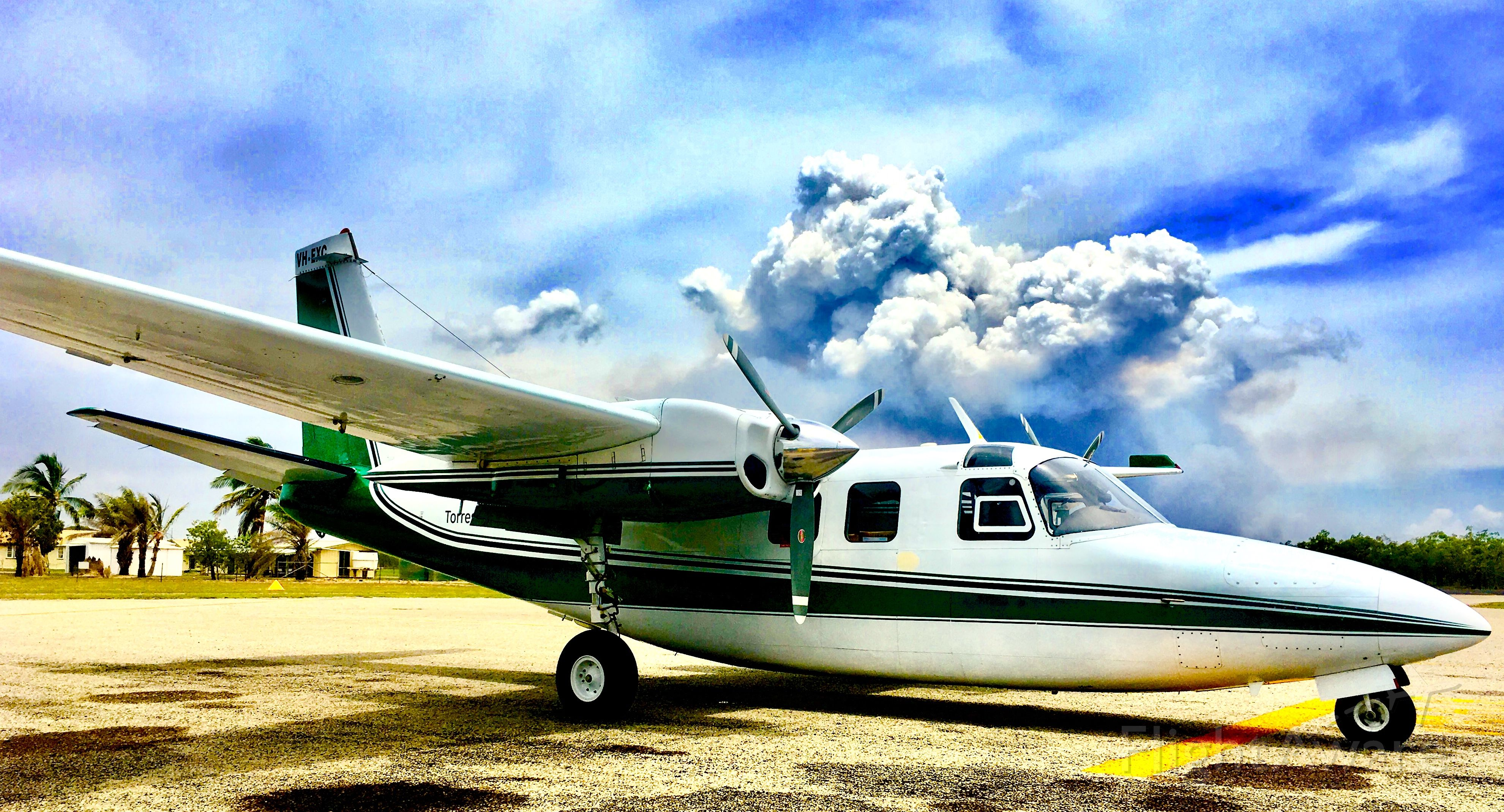 Aero Commander 500 (VH-EXC)