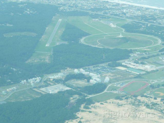 Grumman AA-5 Tiger (N4536T) - Kill Devel Hill @ Kitty Hawk, NC after departing dare county apt