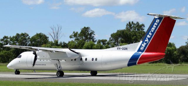 de Havilland Dash 8-400 (VH-QQN)