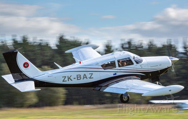 Piper PA-24 Comanche (ZK-BAZ)