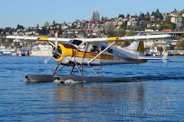 De Havilland Canada DHC-2 Mk1 Beaver (N9366Z)