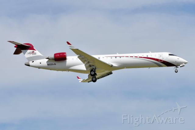 Canadair Regional Jet CRJ-700 (N520JG) - Joe Gibbs Racing 5-R 08-14-21