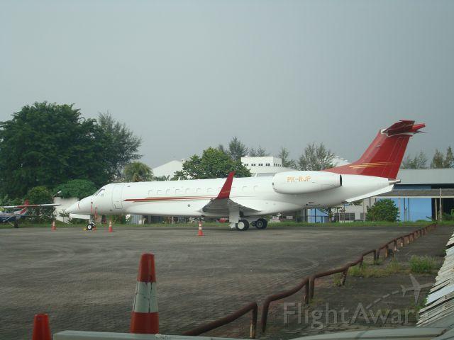 Embraer ERJ-135 (PK-RJP) - PARKED AT SUBANG AIRPORT