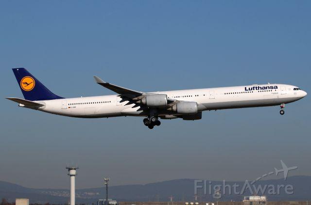 Airbus A340-600 (D-AIHB)