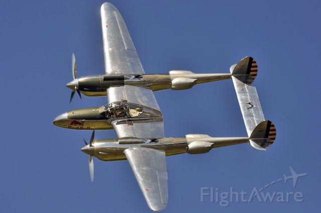 Lockheed P-38 Lightning (N25Y)