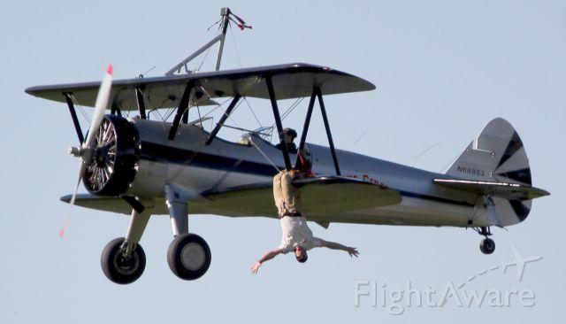 N68853 — - Flying Circus, Bealton VA