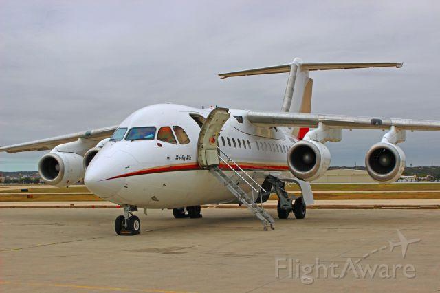 British Aerospace BAe-146-100 (N114M)