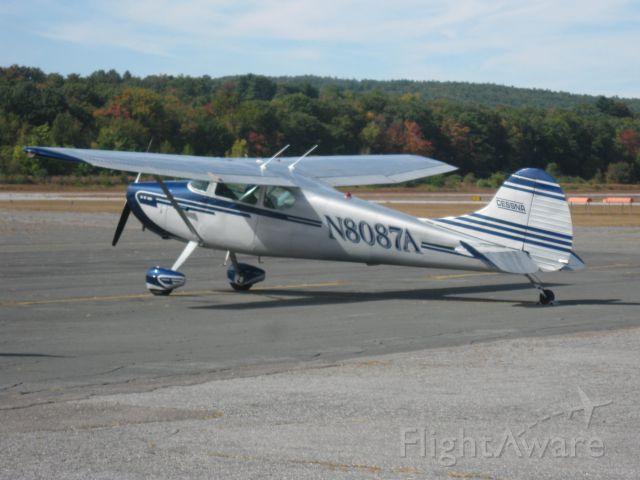 Cessna 170 (N8087A) - Classic 170.