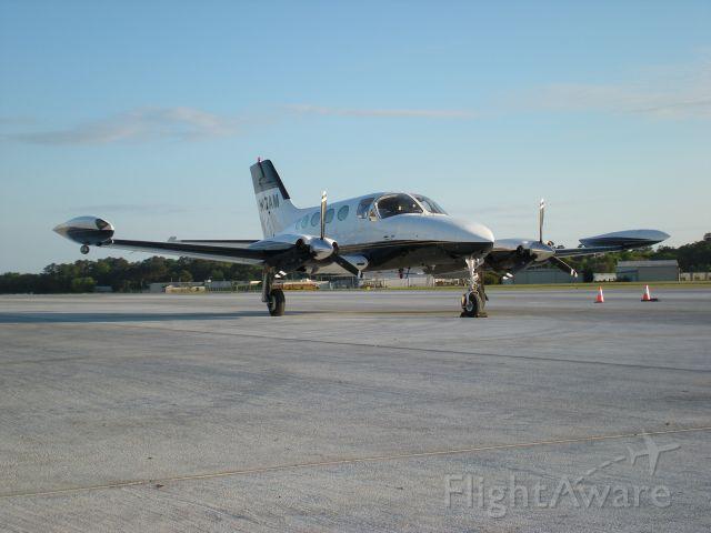 Cessna Chancellor (N17AM)